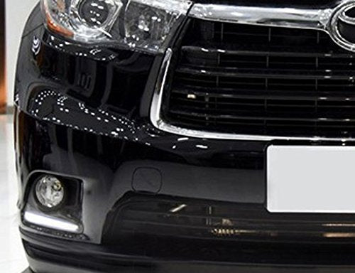 14 16 Toyota Highlander Oem Fit Led Daytime Running Light