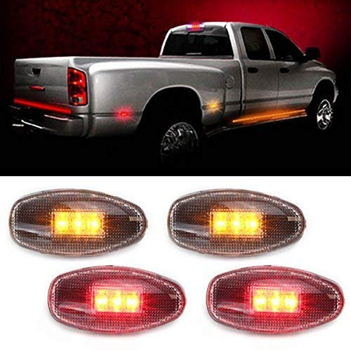 Chevy Silverado Gmc Sierra Double Wheeler Side Marker Lights  U2014 Ijdmtoy Com