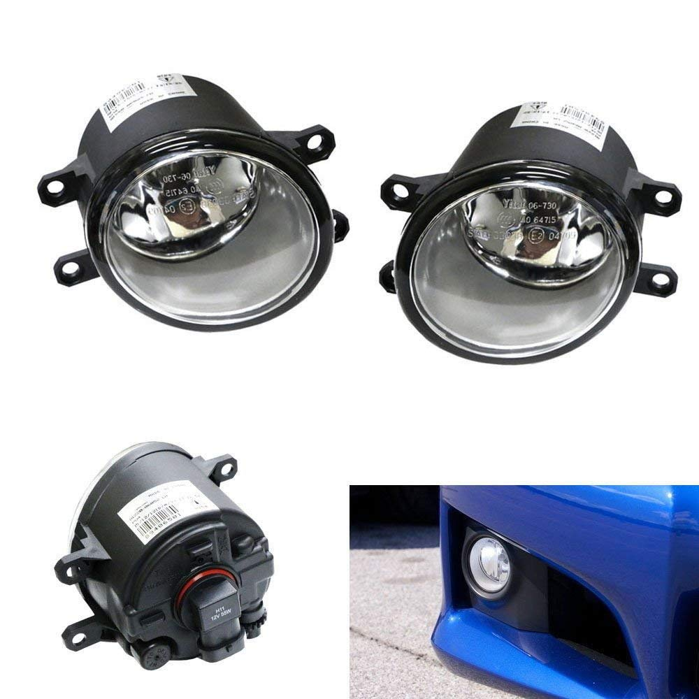 Lexus Is Gs Es Toyota Scion Oem Fit Fog Light Assembly Kit
