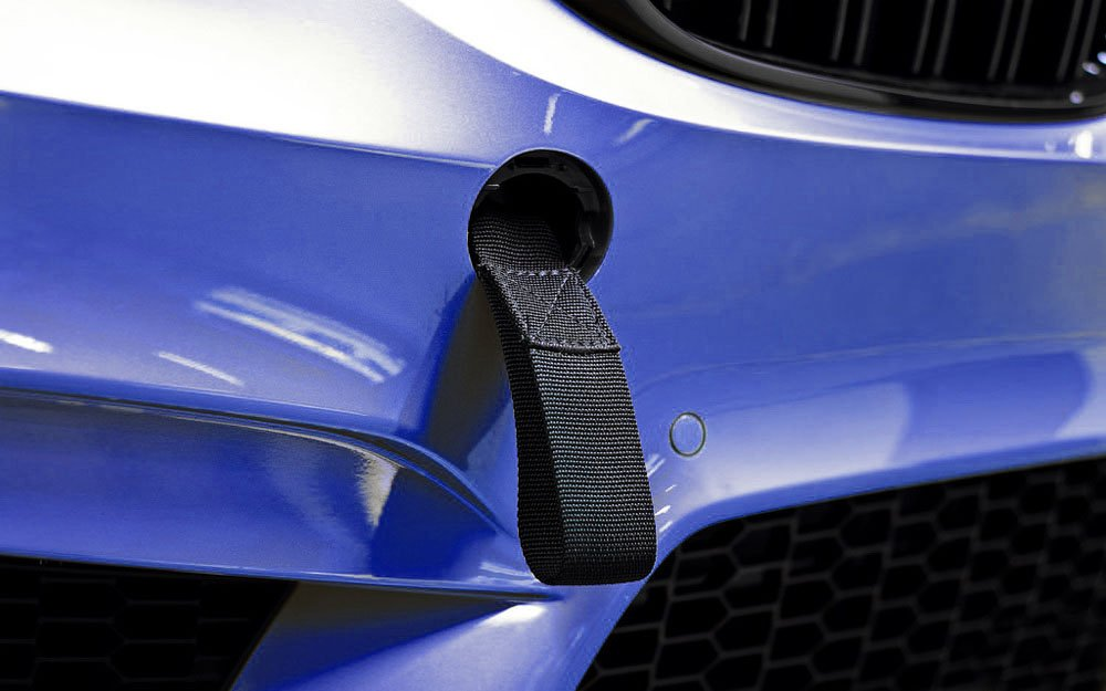 BMW  FRONT REAR FITTING TOWING EYE HOOK FITS MANY MODEL VARIANTS
