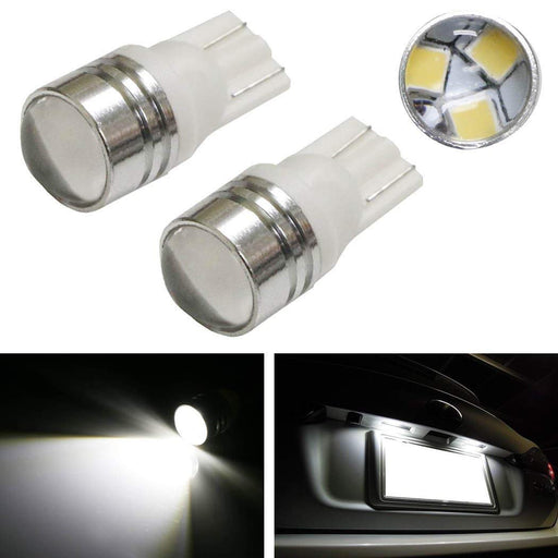 Extreme Bright SMD Projector Lens 2825 2827 168 194 W5W T10 LED Bulbs For Car License Plate Lights-iJDMTOY