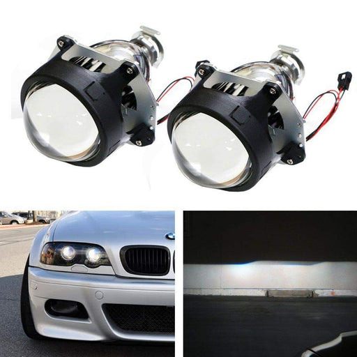 LED Retrofit Center: Halo Rings, Headlamp Projector or Light