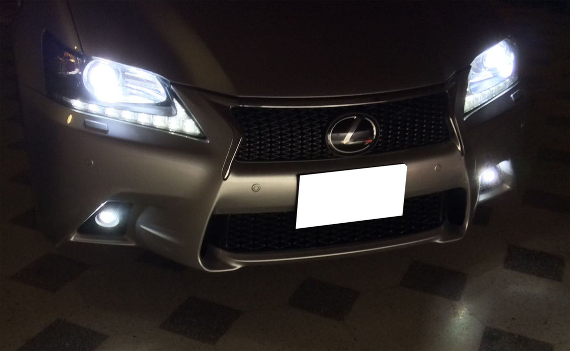 Lexus Is Gs Ct Lx Scion Toyota Oem Fit Fog Light Assembly
