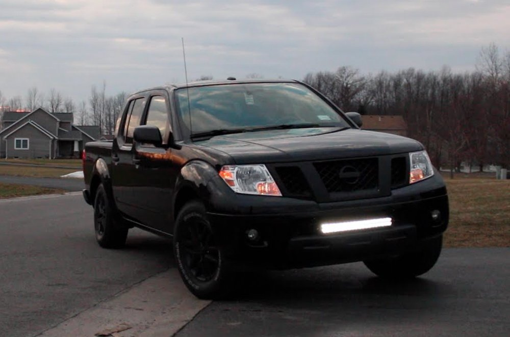 The Best Custom Nissan Frontier Grill
