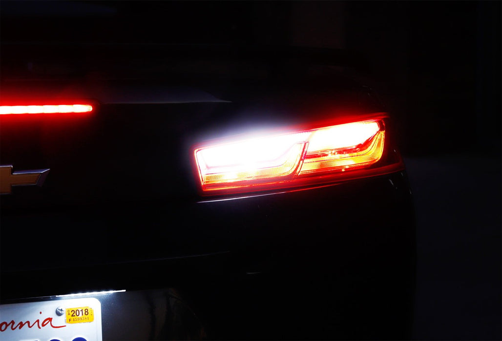 Led Backup Lights >> Special Designed Can Bus Xenon White 21 Smd High Power Led Backup Lights For 2016 Up Chevrolet Camaro No Stay Lit When Car S Off Issue