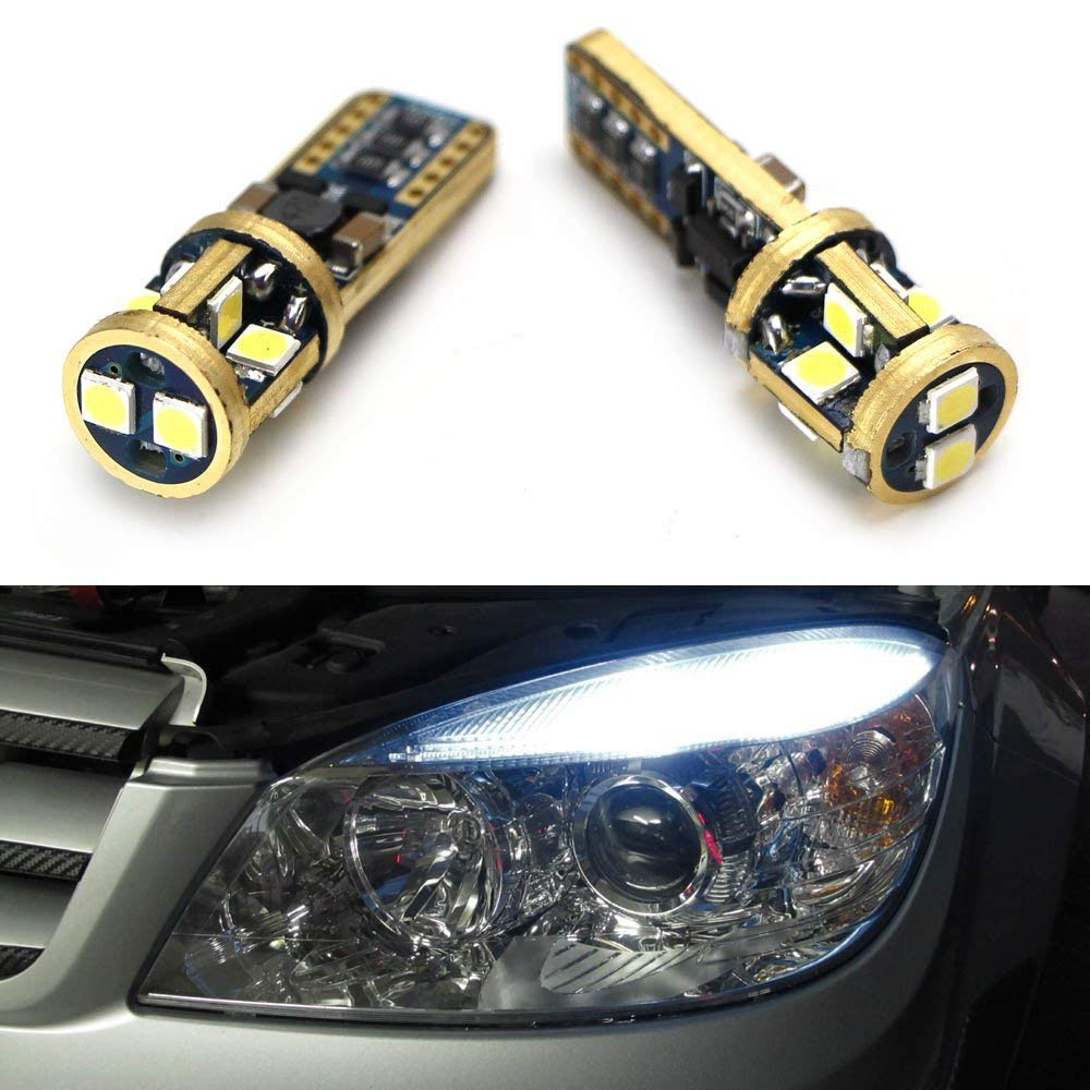 Car 168 194 2825 T10 Led Replacement Light Bulbs Ijdmtoy Com