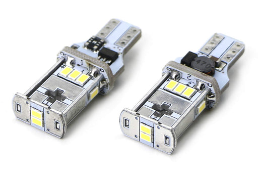 CANbus High Power 2835-SMD 912 921 T10/T15 LED Bulbs For Car Backup Reverse Lights-iJDMTOY