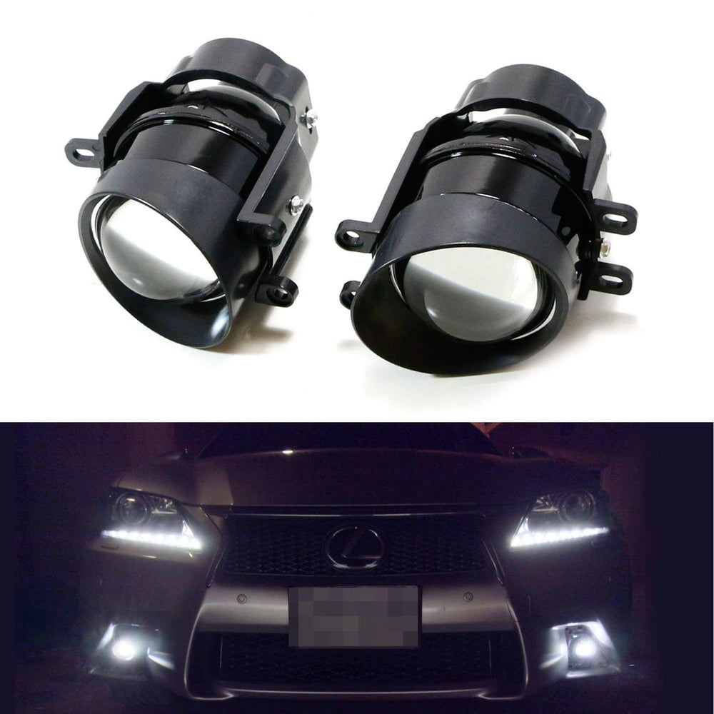 Lexus Is Gs Ct Lx Rx Toyota Oem Fit Fog Light Assembly Kit
