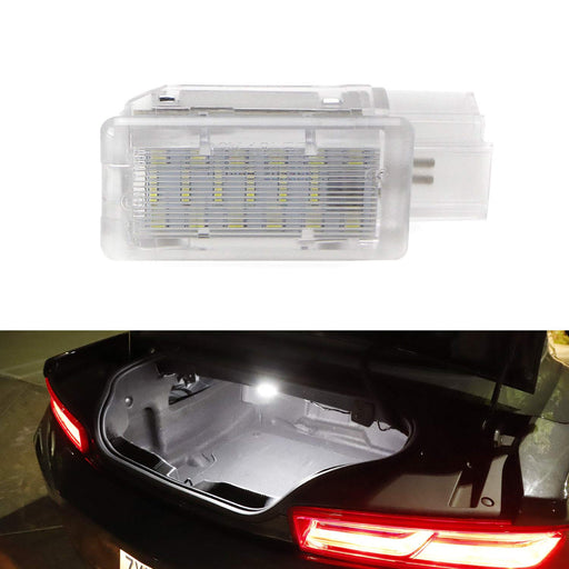 (1) Xenon White LED Trunk Liftgate Light For Chevrolet Camaro Cruze Trax Spark, Cadillac XTS, Buick Lacrosse, GMC Acadia etc. Great as OEM Replacement-iJDMTOY