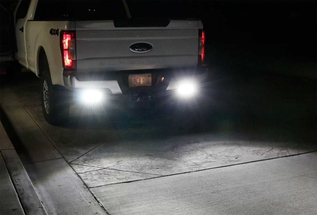 License Plate Scanner >> 15-up Ford F150 & 17-up Raptor Under Bumper LED Light Bar ...