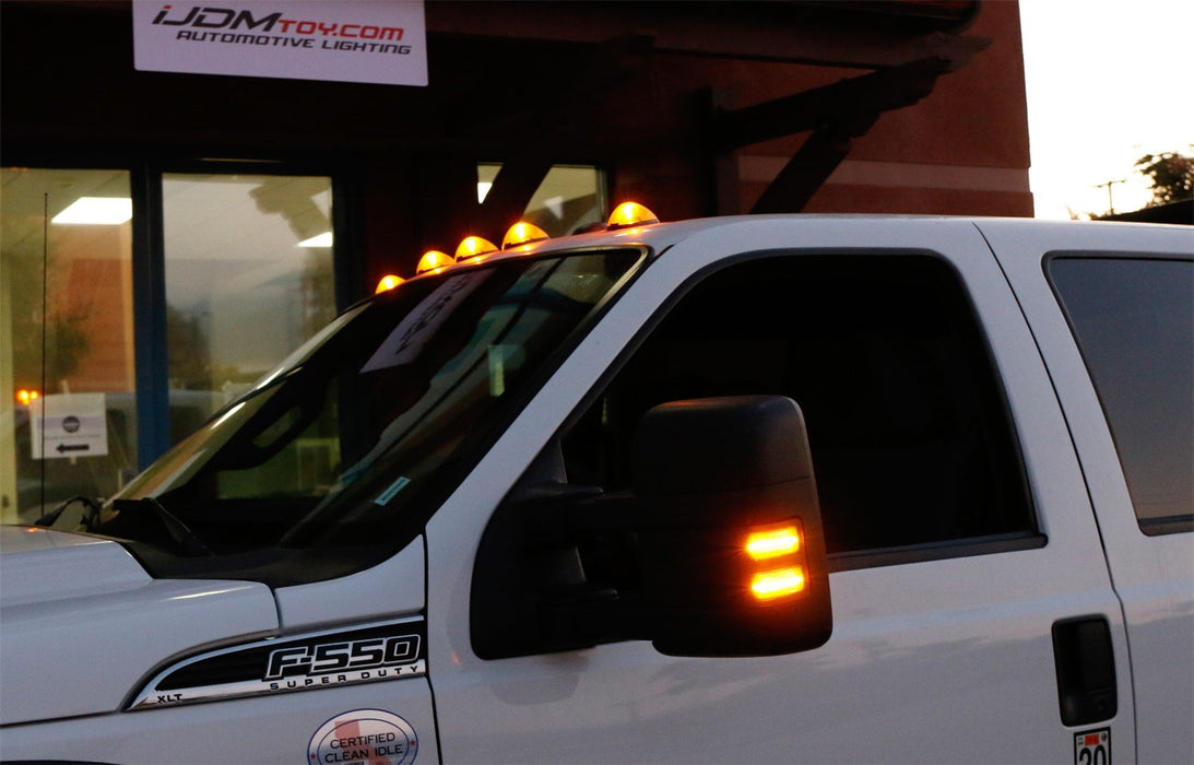 Vortex Smoked LED Integrated Tail Light TL119