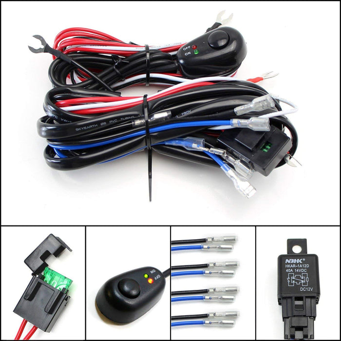 Universal Wiring Harness Fog Lights on universal wiring harness wire, universal wiring harness diagram, universal power window wiring diagram, universal fog light kits, universal fog light brackets, universal wiring harness car, universal wiring harness kit, universal ford wiring harness,