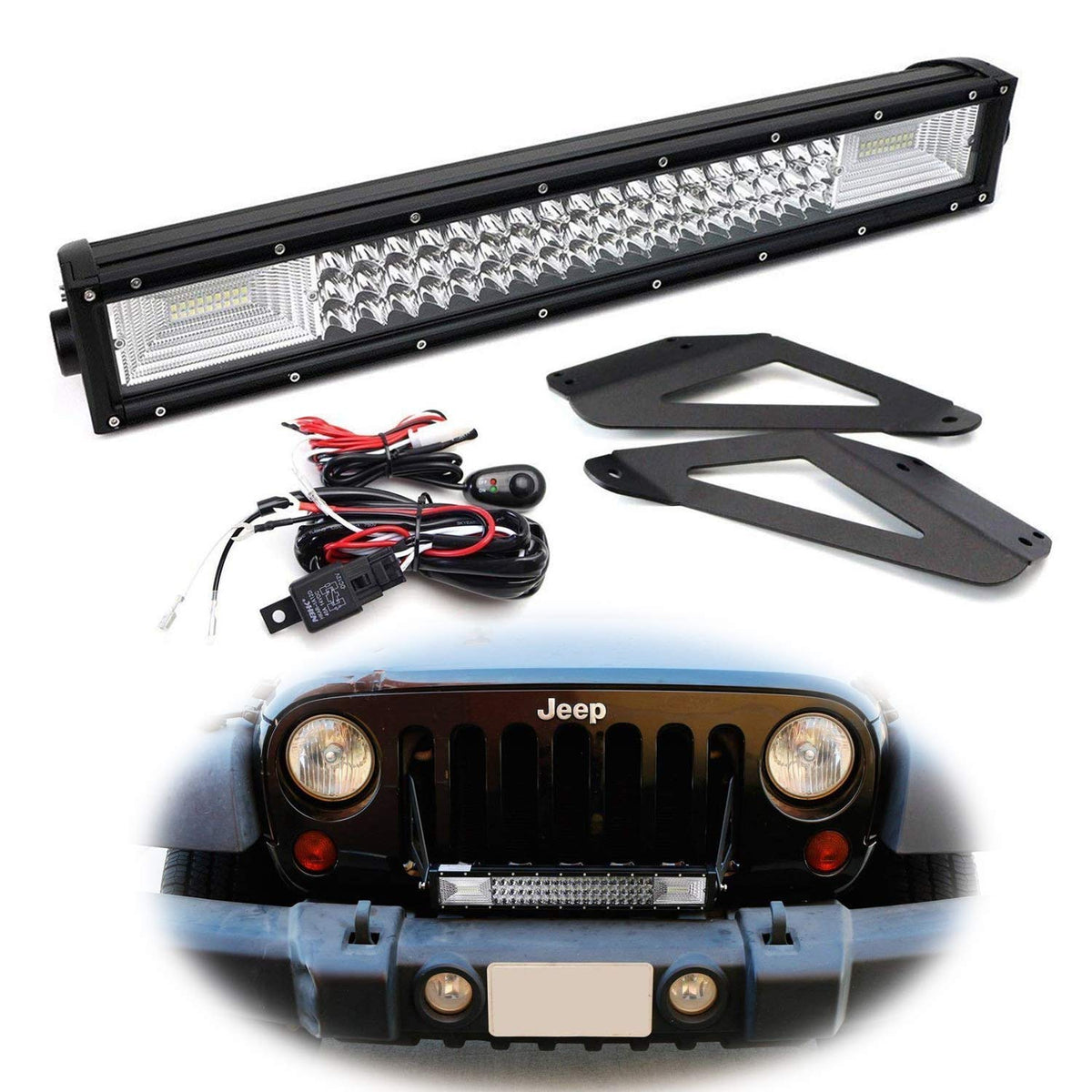 Front Grille Mount 21