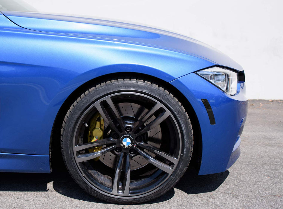 16 18 Bmw F30 F31 Lci 3 Series Front Bumper Side Markers Lens