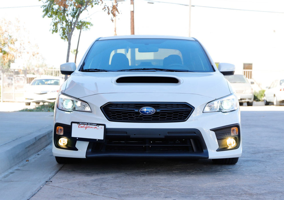 [ZHKZ_3066]  2018-up Subaru WRX or STI OEM Fit Fog Light Assembly Kit — iJDMTOY.com | 2007 Wrx Fog Light Wiring Harness |  | iJDMTOY.com
