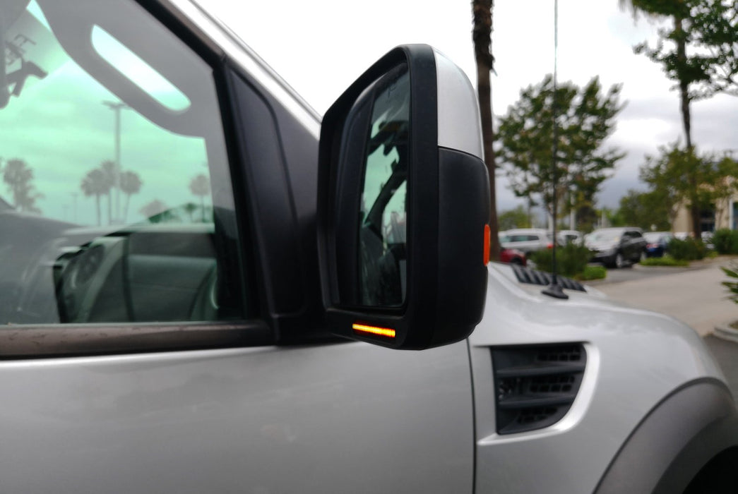 Ford F150 Expedition Amber Led Side Mirror Turn Signal