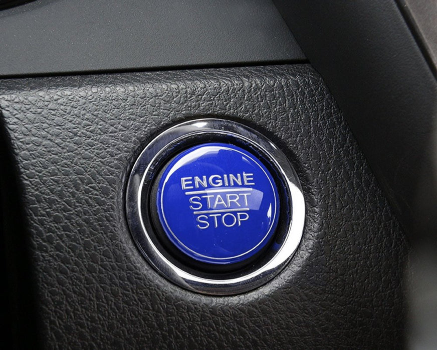 Toyota Camry Tacoma Keyless Engine Push Start Button Cover