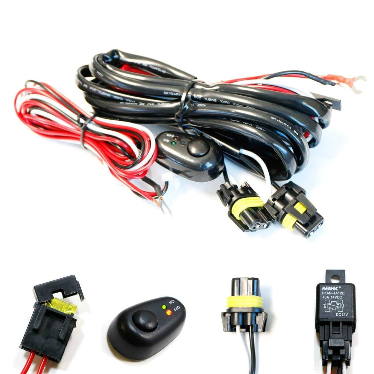Wiring Fog Lamps Relay