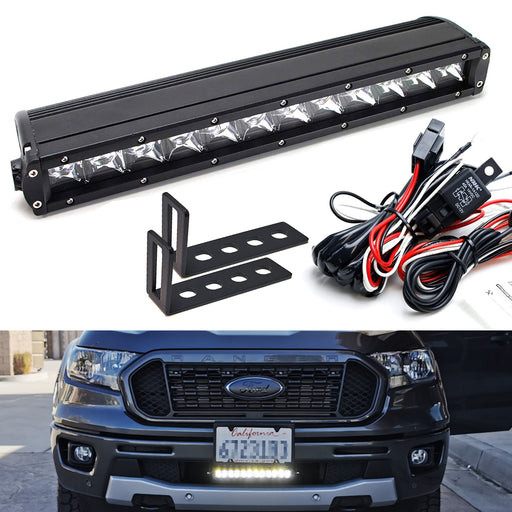 FOR 2000-2005 EXCURSION REAR BUMPER BAR BLACK LICENSE LIGHT WIRE BULB W// HOLE