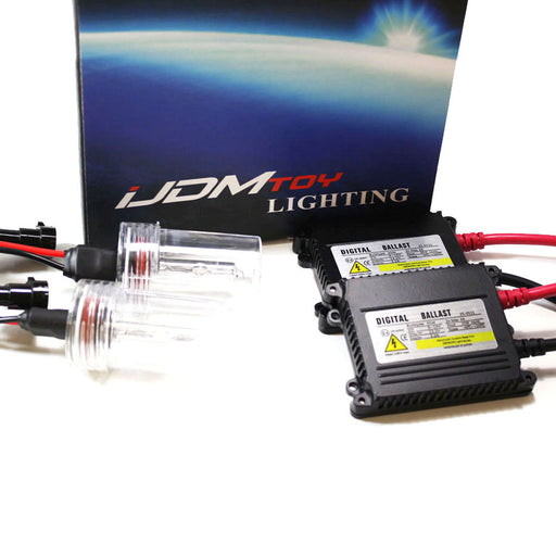 35W Ultra Slim Digital Ballasts Xenon HID Conversion Kit For Headlight or Fog Light Upgrade