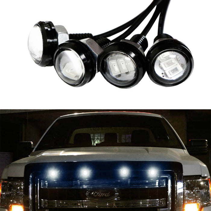 Chevy Dodge Ford Gmc Ford Raptor Style Led Grille Lighting
