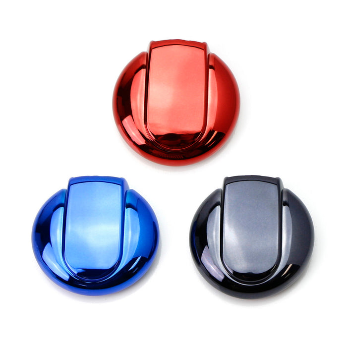 Black, Blue or Red Finish TPU Key Fob Protective Cover Case For 2014/2015-up 3rd Gen MINI Cooper F55 F56, 2017-up 2nd Gen F60 Countryman-iJDMTOY