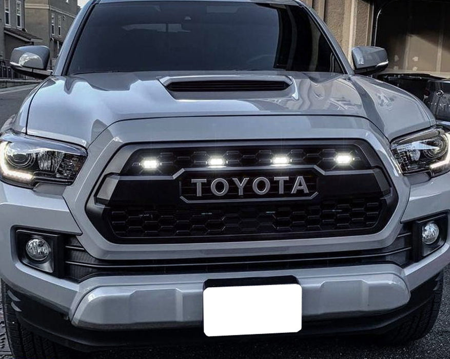 16  Trd Pro Grill Front Grille Lighting Kit  U2014 Ijdmtoy Com
