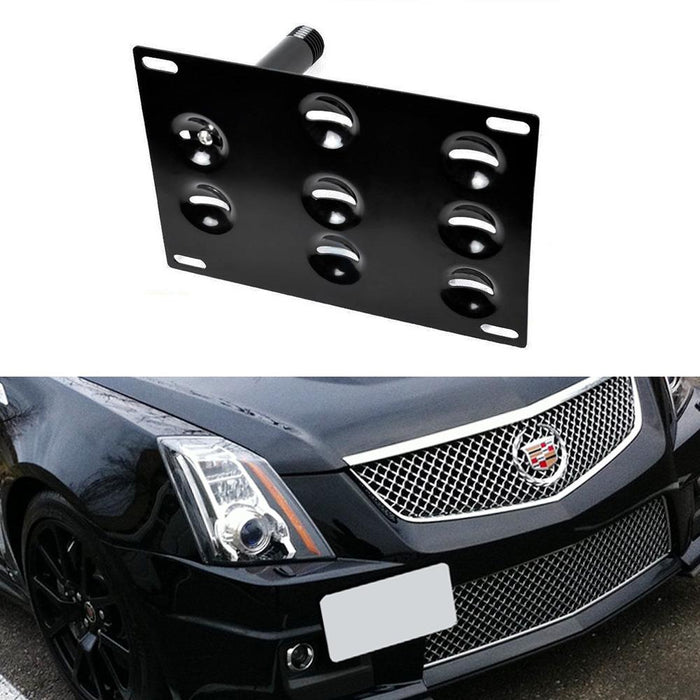 Cadillac Cts Cts V Tow Hook Front License Mounting Bracket
