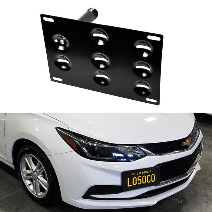 Chevrolet Cruze Tow Hook Front License Mounting Bracket