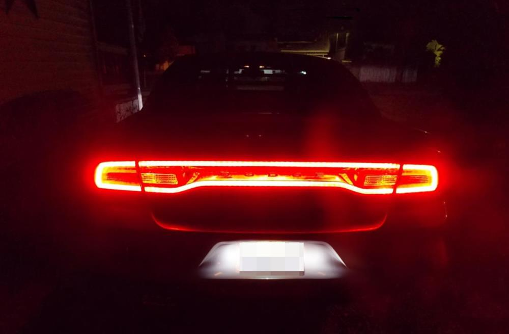 Dodge Charger Accessories >> Dodge Charger Challenger Chrysler 300 LED License Plate ...