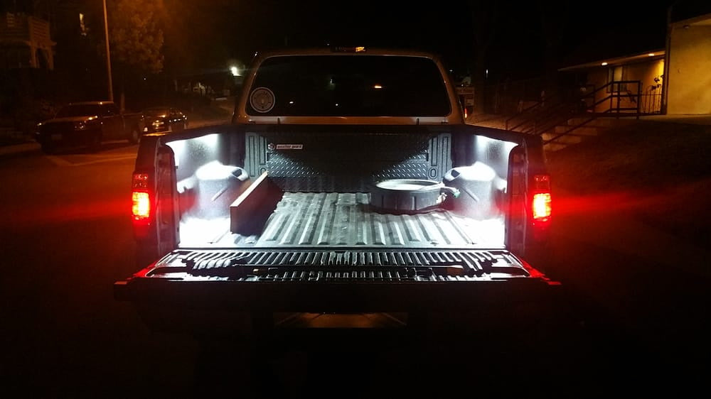 2017 Raptor For Sale >> LED Truck Bed Light Assembly Kit For Ford 15-up F150, 17 ...