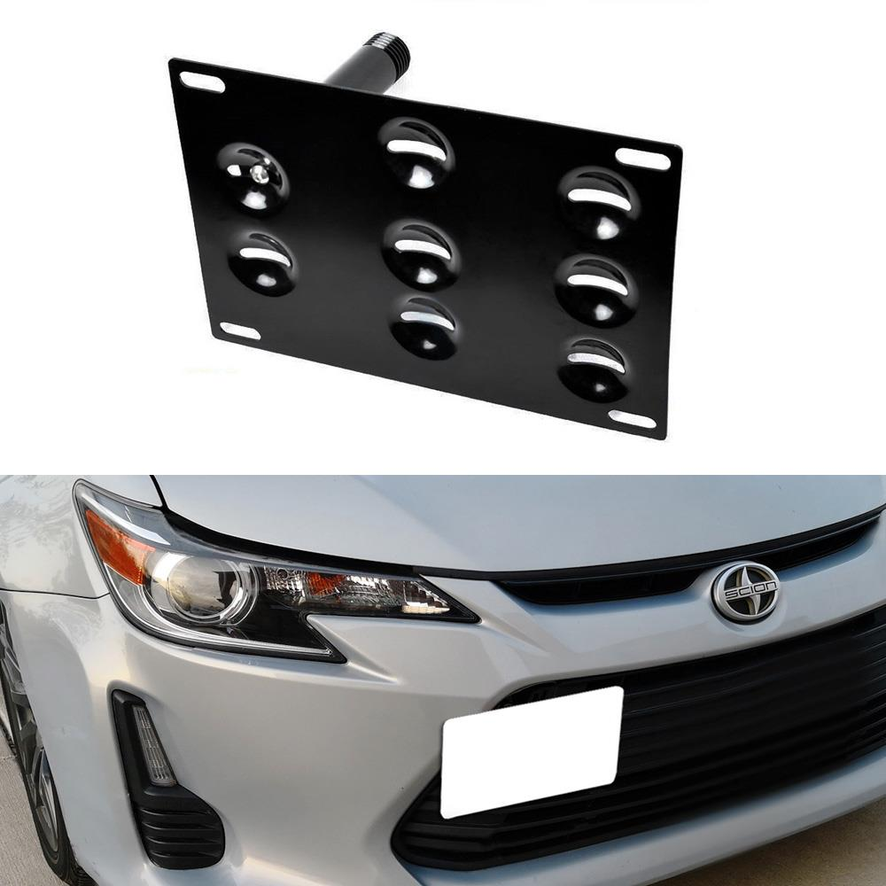 2014 2016 Scion Tc Tow Hook Front License Mounting Bracket