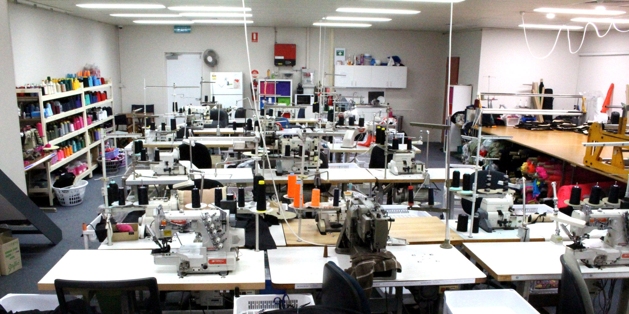 K-Lee Designs clothing manufacturer in Brisbane Queensland Australia