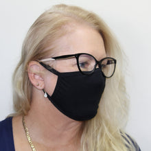 Load image into Gallery viewer, K-Lee Designs anti-bacterial and hypo allergic Bamboo Face Mask made in Australia