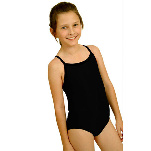 black girls swimsuit with thin straps