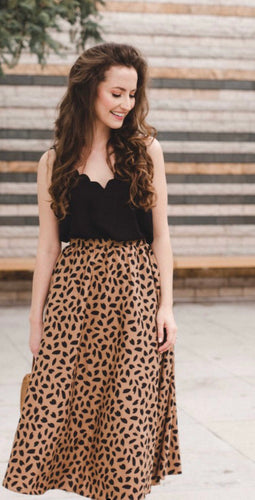 Brownheart Skirt