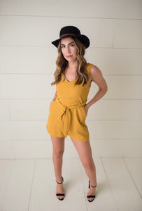 Gracelyn Romper