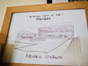Pittodrie Stadium, Aberdeen Football Club