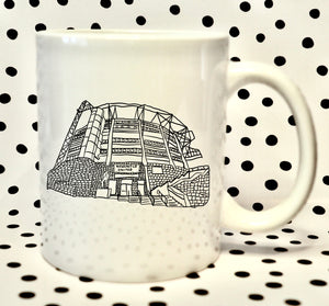 Newcastle Stadium Mug