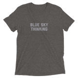 Blue Sky Thinking t-shirt