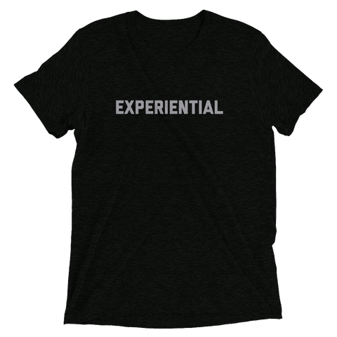 Experiential t-shirt