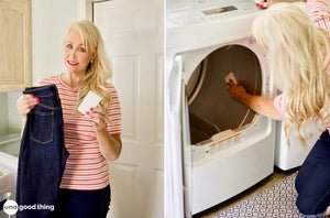 Here's What To Do When You Find A Mess In Your Dryer