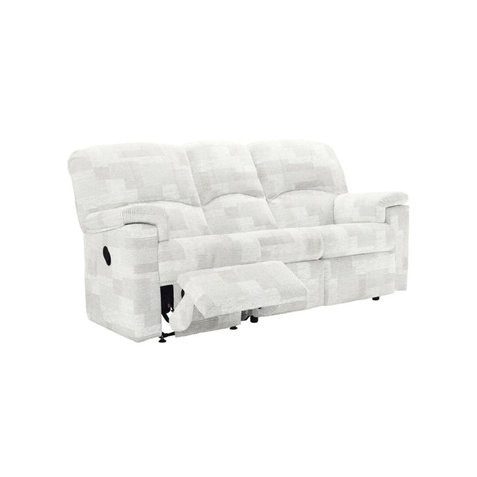 Ikea Three Seater Recliner Sofa