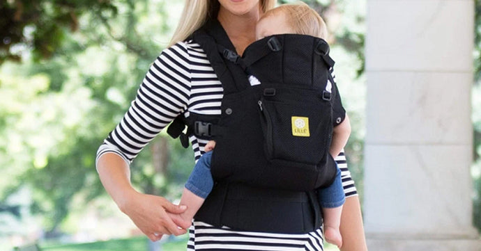 LILLEbaby Baby Carriers Starting at $69.99 on Amazon! (Reg $125+)