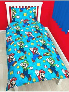 Affordable Super Mario Bedding