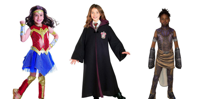 Today only, as part of its Gold Box Deals of the Day, Amazon is offering up to 30% off kids Halloween costumes