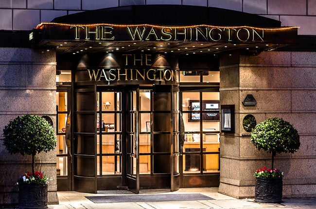 Hotel Review: The Washington Mayfair, 5 Curzon St in London