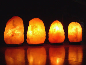 Heavenly Himalayan Sea Salt Lamp