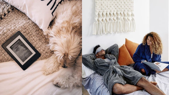 10 things you need for the perfect winter staycation
