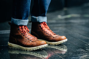 The Danner Logger 917 Blends Boot Toughness With Sneaker Comfort